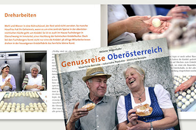 Genussreise, Edition Oberösterreich 2009