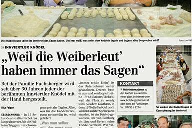 Rundschau am Sonntag, Ausgabe Mai 2009