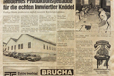 Bericht, 1997